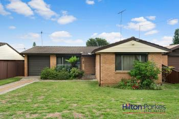 33 Middleton Cres, Bidwill, NSW 2770