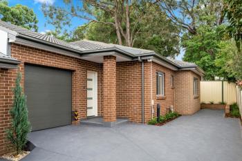 4/21 Leemon St, Condell Park, NSW 2200