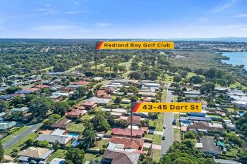 43-45 Dart St, Redland Bay, QLD 4165