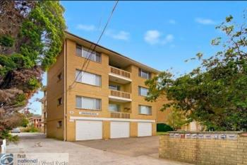 7/5 Endeavour St, West Ryde, NSW 2114