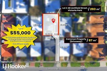Lot 2/48 Lichfield St, Victoria Park, WA 6100