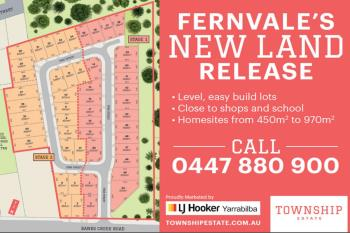 Lot 15/11 Banks Creek Rd, Fernvale, QLD 4306