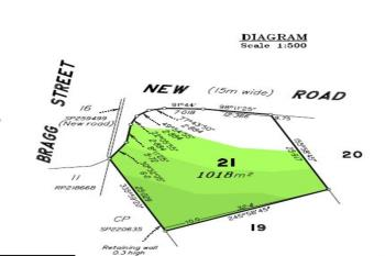 Lot 21/ Bragg St, Bundaberg East, QLD 4670