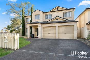 60 Harraden Dr, West Hoxton, NSW 2171