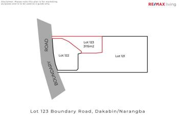 Lot 123 Boundary Rd, Dakabin, QLD 4503