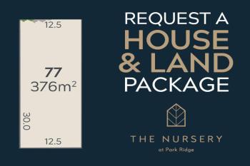 Lot 77/74 Bumstead Rd, Park Ridge, QLD 4125