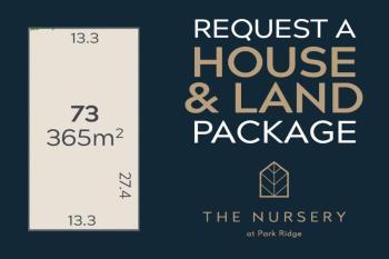 Lot 73/74 Bumstead Rd, Park Ridge, QLD 4125