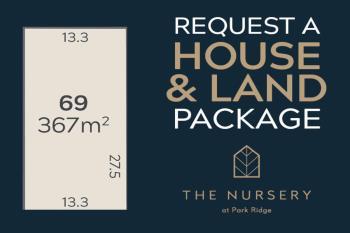 Lot 69/74 Bumstead Rd, Park Ridge, QLD 4125