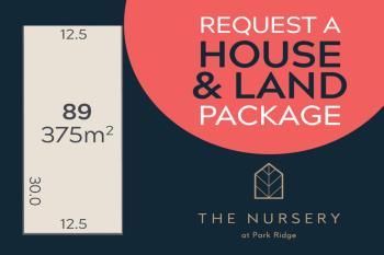 Lot 89/74 Bumstead Rd, Park Ridge, QLD 4125