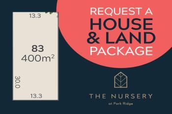 Lot 83/74 Bumstead Rd, Park Ridge, QLD 4125