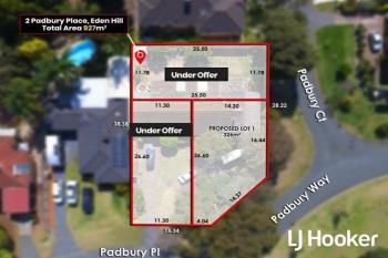 Lot 1-3/2 Padbury Pl, Eden Hill, WA 6054