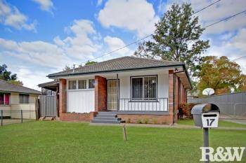17 Forrester Rd, Lethbridge Park, NSW 2770