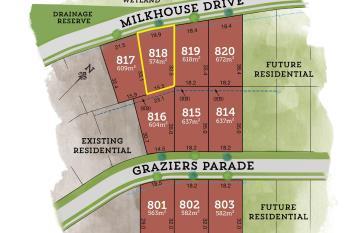 Lot 818/ Milkhouse Dr, Raymond Terrace, NSW 2324