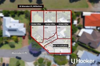 Lot 2/16 Wenden Pl, Willetton, WA 6155