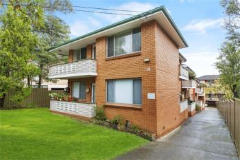 7/18 Minter St, Canterbury, NSW 2193