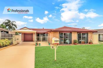 12 Ploughman Cres, Werrington Downs, NSW 2747