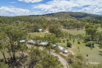 672 Esk Crows Nest Rd, Biarra, QLD 4313