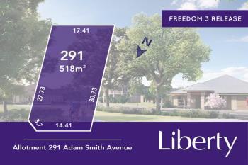 Lot 291 Adam Smith Dr, Two Wells, SA 5501