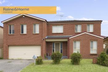 115 Carmichael Dr, West Hoxton, NSW 2171