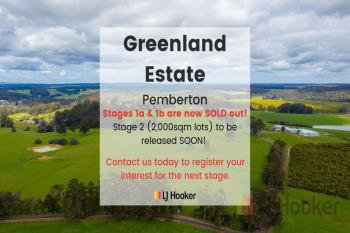 Lot 101-12/ Golf Links Rd, Pemberton, WA 6260