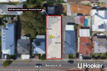 206 Berwick St, Victoria Park, WA 6100