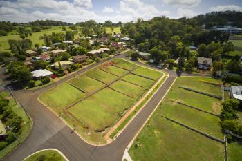 Lots 1 to  Lofty Terraces Est, Harlaxton, QLD 4350