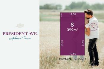 Lot 8 Heysen Cct, Andrews Farm, SA 5114