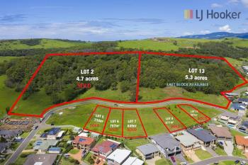 Lot 13 Ashton Cl, Albion Park, NSW 2527