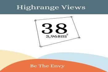 Lot 38/ Escarpment Ave, Cabarlah, QLD 4352