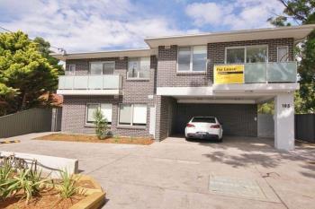 6/165 Joseph St, Lidcombe, NSW 2141