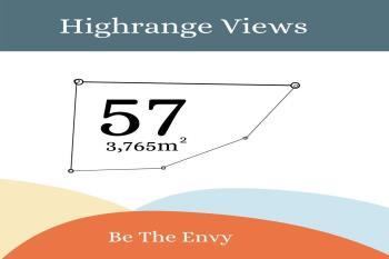 Lot 57/ Escarpment Ave, Cabarlah, QLD 4352