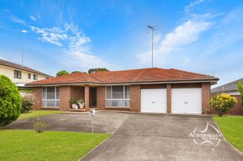 35 Bowerbird Cres, St Clair, NSW 2759