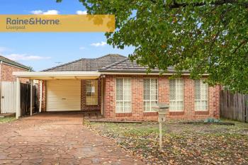 9 Verge Pl, West Hoxton, NSW 2171