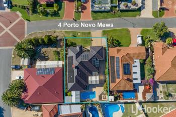 4 Porto Novo Mews, Secret Harbour, WA 6173