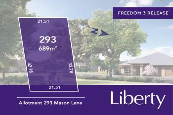 Lot 293 Mason Ave, Two Wells, SA 5501