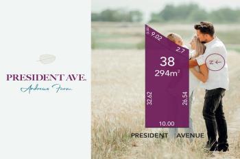 Lot 38 President Ave, Andrews Farm, SA 5114