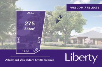 Lot 275 Adam Smith Ave, Two Wells, SA 5501