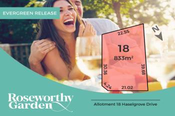 Lot 18 Haselgrove Dr, Roseworthy, SA 5371