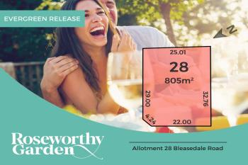 Lot 28 Bleasedale Rd, Roseworthy, SA 5371