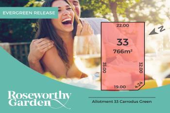 Lot 33 Carrodus Grn, Roseworthy, SA 5371