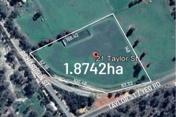 21 Taylor St, Brookton, WA 6306