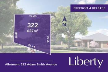 Lot 322 Adam Smith Ave, Two Wells, SA 5501