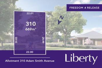 Lot 310 Adam Smith Ave, Two Wells, SA 5501