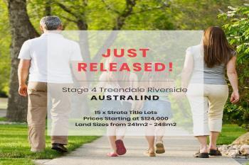 Strata Lots Treendale , Australind, WA 6233