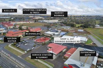 2/ 397 Goonoo Goonoo Rd, Tamworth, NSW 2340