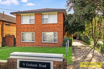 3/9 Graham Rd, Narwee, NSW 2209