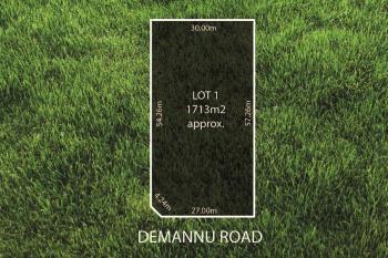 Demannu Rd, Munno Para Downs, SA 5115