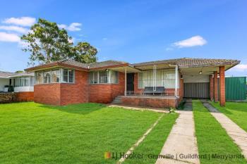 1 Montgomery Ave, Granville, NSW 2142