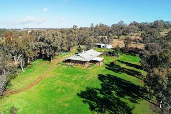 534 Curra Creek Road Curra Cres, Wellington, NSW 2820