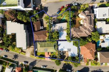 25-27 Oak  & 8-10 Acacia Ave, Surfers Paradise, QLD 4217